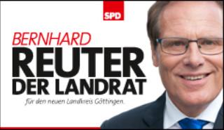 Bernhard Reuter Der Landrat